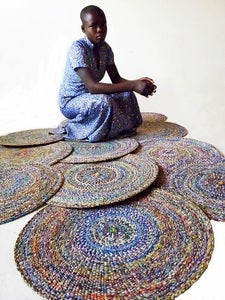 Image of Recycled Decorative Mats