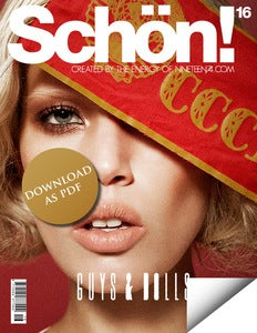 Image of Schön! 16 - Kat Cordts / eBook download