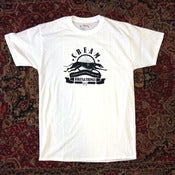 Image of C.R.E.A.M. BIKES & THINGS LOGO TEE