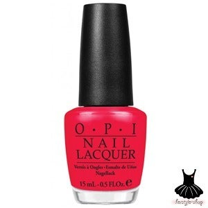 Image of OPI Nail Polish Holland Collection Spring Summer 2012 H61 Red Lights AheadWhere
