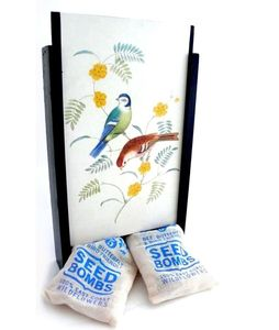 Image of KEEPSAKE BOX: Birds