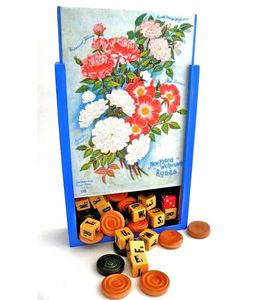 Image of KEEPSAKE BOX: Seed catalog, hybrid roses.