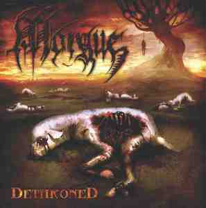Image of MORGUE - Dethroned CD &amp; Flames and Blood CD + bonus CD