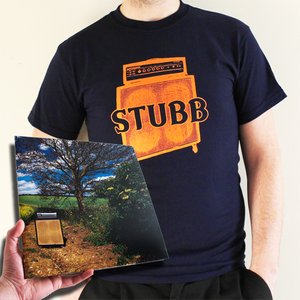 Image of Stubb LP + Navy 'Amp' Tee Bundle