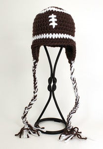 Image of Football Earflap Hat