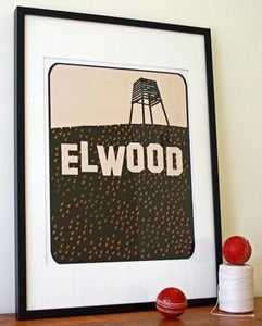 Image of Travel Poster: Elwood Beacon