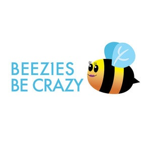 Image of Relationships: Beezies be Crazy Card