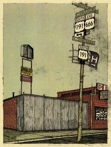 Image of Devil Town: &quot;84535 (no horsehead, no stoplights)&quot;