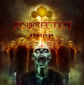 Image of INSURRECTION - Fracture CD &amp; Prologue CD + bonus CD