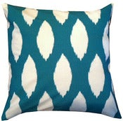 Image of Turquoise Chaz Pillow