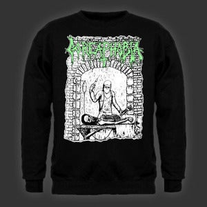 "Image of Goreaphobia"" Ultimate Suffering "" Sweatshirt"