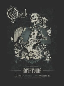 Image of Opeth - Stubb's Oct 4