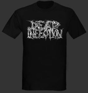 Image of Dead Infection Logo T shirt