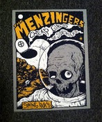 Image of The Menzingers, Cheap Girls, The Sidekicks tour poster