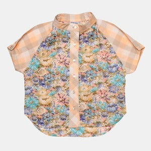 Image of Dress Shirt - Light Floral