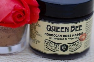 Image of 2oz Moroccan Rose Masque