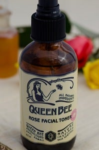 Image of Rose Facial Toner 4oz.