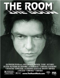 Image of THE ROOM - SIGNED DVDS (LTD AVAILABILITY)