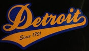 Image of Detroit Classic Decal