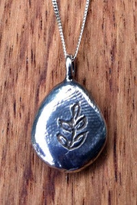 Image of Drop Necklace Sprig