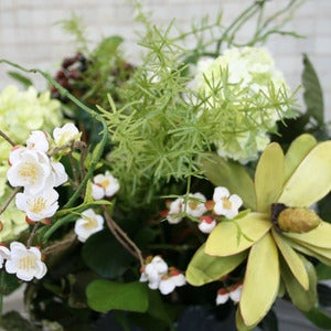 Image of Centro con flor variada