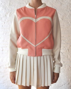 Image of Heart Varsity Jacket