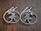 Image of Tom Thumb Earrings