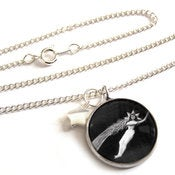 Image of Georges Méliès' Shooting Star Necklace