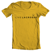 Image of Live Lacrosse - Gold