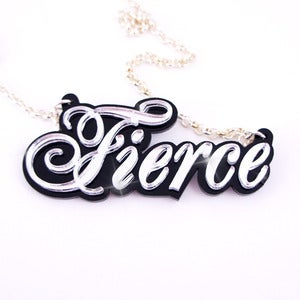 Image of Fierce Necklace