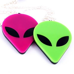 Image of Alien Necklace