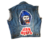 Image of MANWOLFS BACK-PATCH