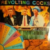 Image of REVOLTING COCKS-YGDSOB 12&quot; Vinyl/Gatefold-Live! Rare