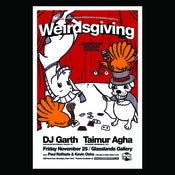 Image of Weirdsgiving Poster