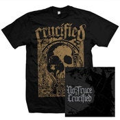 Image of Crucified T-Shirt &amp; Split CD