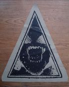 Image of &amp;#x27;triangle&amp;#x27; back patch