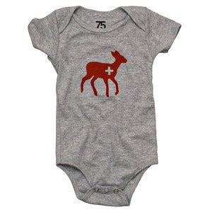 Image of doe onesie