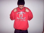 Image of Limited Edition &quot;Xoxaine Cheetah Print&quot; Crewneck