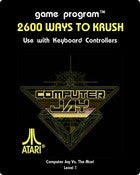 "Image of Computer Jay vs. The Atari ""2600 ways to Krush"""