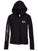 Image of SRO Women's Yoga half-zip hood
