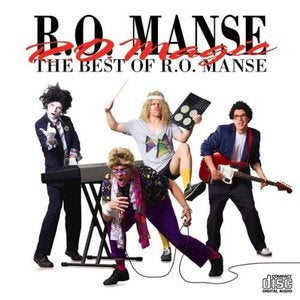 Image of R.O. Magic: The Best of R.O. Manse CD