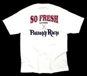 "Image of SO FRESH CLOTHING X PHILTHY RICH ""T.R. SHAWTY"" TEE"