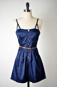 Image of Hello Sailor Romper