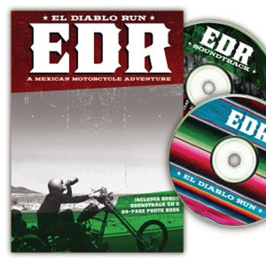 Image of El Diablo Run: A Mexican Motorcycle Adventure DVD