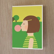 Image of Bubblegum Girl