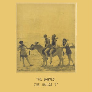 "Image of The Babies - ""The Wilds"""