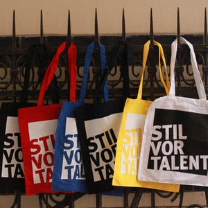 Image of SVT Logo Bag