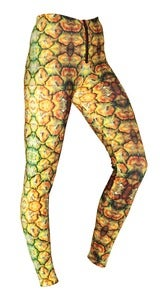 Image of PINEAPPLE LEGGINGS
