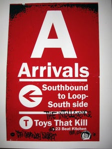 Image of Arrivals/Toys that Kill poster
