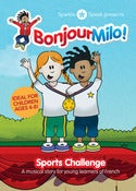 Image of Bonjour Milo! Sports Challenge 
